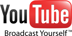 YouTube logo 250x127